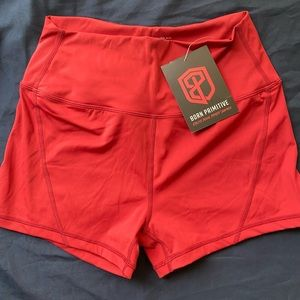 NWT born primitive shorts!